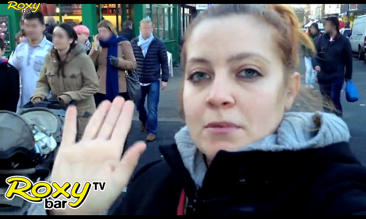 "NOEMI ""Still On The Road"" reportage da Londra per RoxyBarTv"