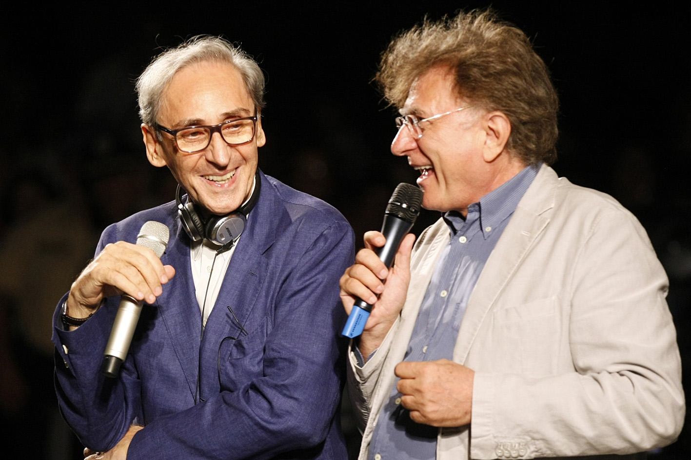 Battiato e Red Ronnie